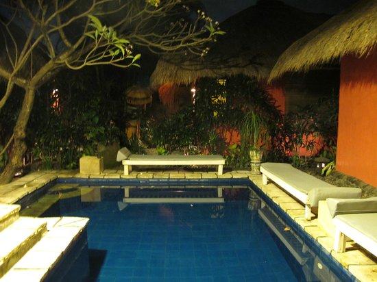 Flashback's: la piscine