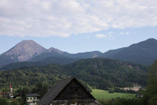 Sportpension Aichholzer: Der Mittagskogel
