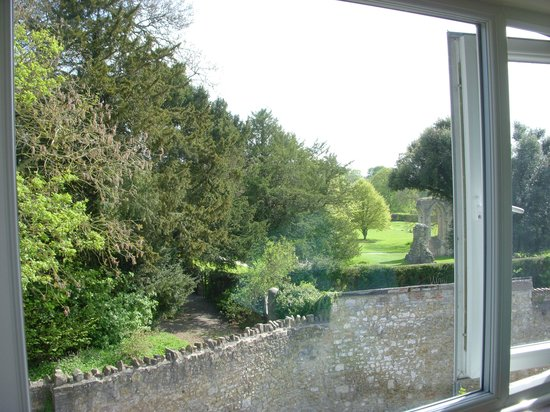 Haydn House: View from the window!
