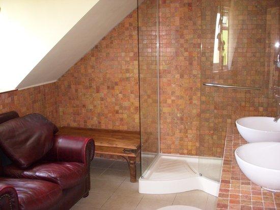 Haydn House: Did I mention the bathroom?!