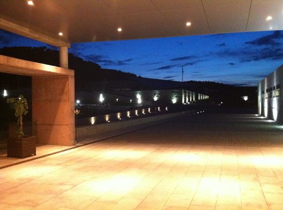 Valbusenda Hotel Bodega & Spa: Entrada hotel