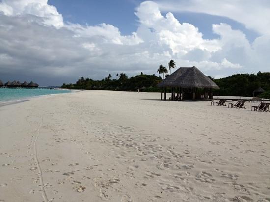 Coco Palm Dhuni Kolhu: une partie de plage