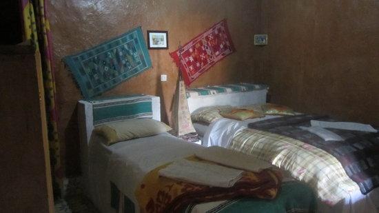 Auberge Camping Ocean Des Dunes: Room