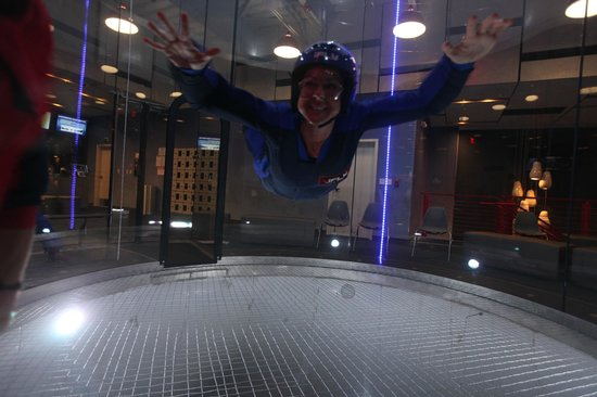 iFLY Indoor Skydiving - Austin: iFly!