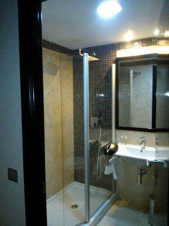 Hotel Mirador de Chamartín: Bathroom