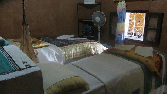Auberge Camping Ocean Des Dunes: Room Hotel