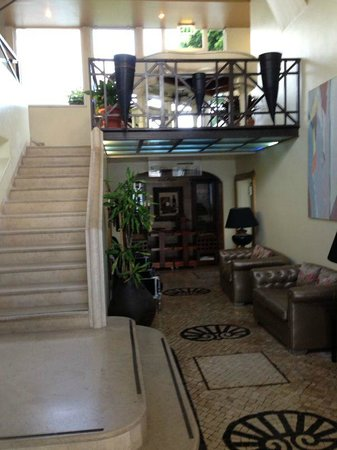 Hotel do Cerro : Inside the hotel