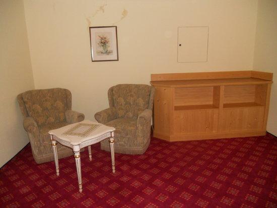 Hotel Tauernhof: hall