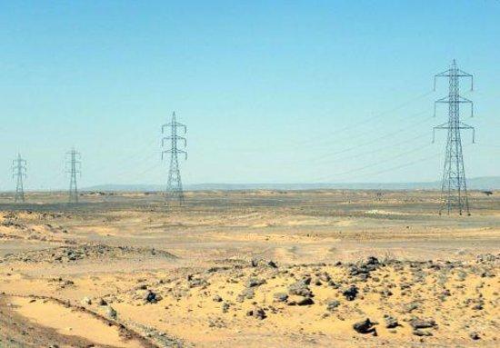 อาบูซิมเบล: DESERT DE NUBIE