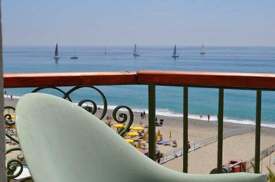 Boncardo Hotel: veduta dalla camera