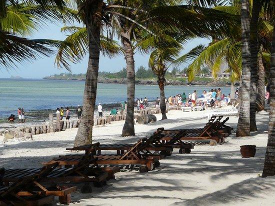 Eden Village Watamu Beach: spiaggia