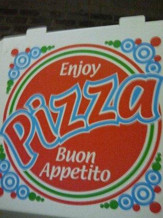 5 Star Pizzeria: Der freundliche Pizzakarton