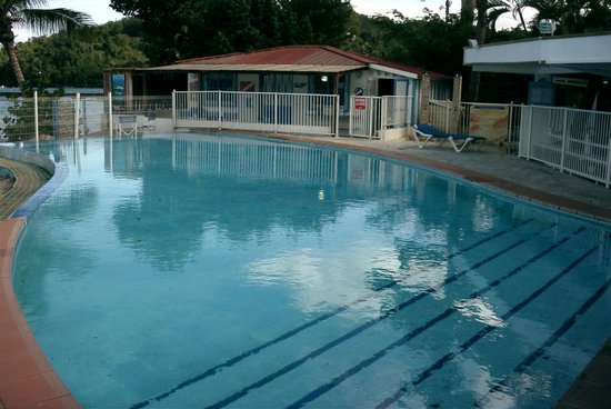Hotel-Club Trois Ilets: La piscine de l'hôtel