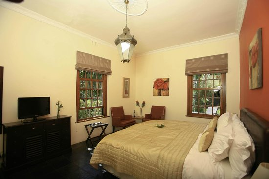 4 Heaven Guesthouse : double room