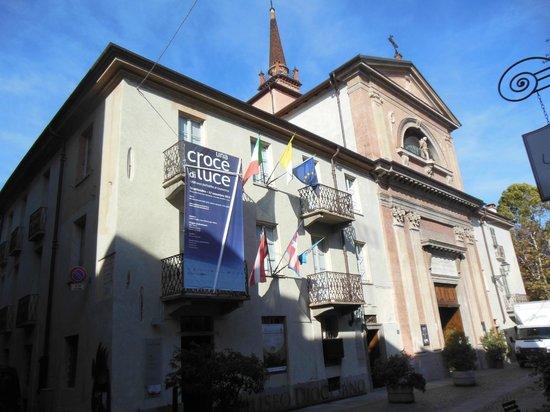 Museo Diocesano Cuneo - San Sebastiano