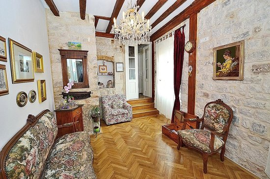 Kaleta Apartments : Lobby for Suite, Studio no3 & Room