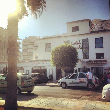 Hotel Tarik: Great hotel