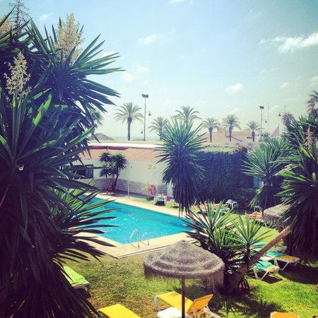 Hotel Tarik: Great views