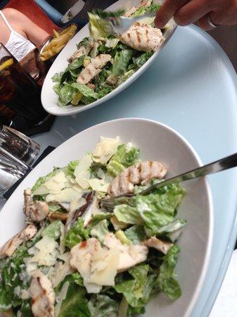 Novotel London Tower Bridge : Chicken Ceaser Salad