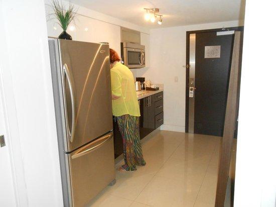 Bal Harbour Quarzo: foto cozinha apartamento