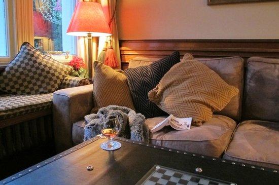 Pine Trees Hotel: kuschelige Ecken zum Lesen und Entspannen