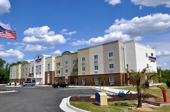 Candlewood Suites Greenville: Welcome to Greenville!