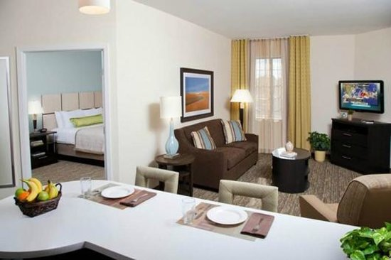 Candlewood Suites Greenville: Our Spacious Suites offer all of the Comfort of Home