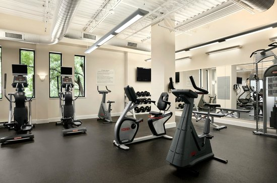 Hilton Garden Inn Rochester/Pittsford: Fitness Center
