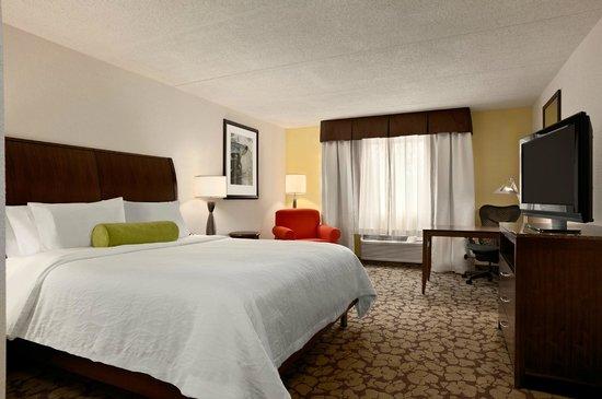 Hilton Garden Inn Rochester/Pittsford : King Guest Room