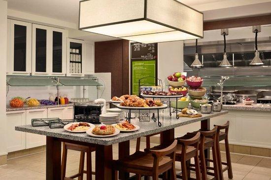 Hilton Garden Inn Rochester/Pittsford: Breakfast Area