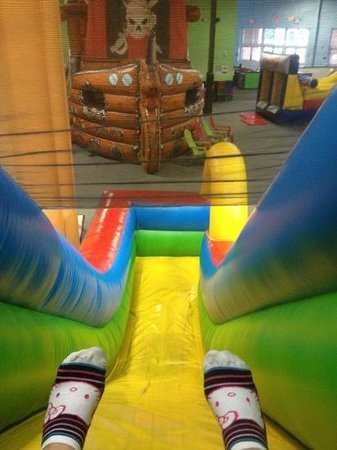Bounce House : scenic view