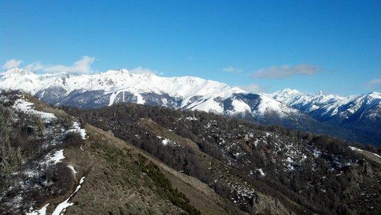 Cerro Catedral Ski Resort: vista