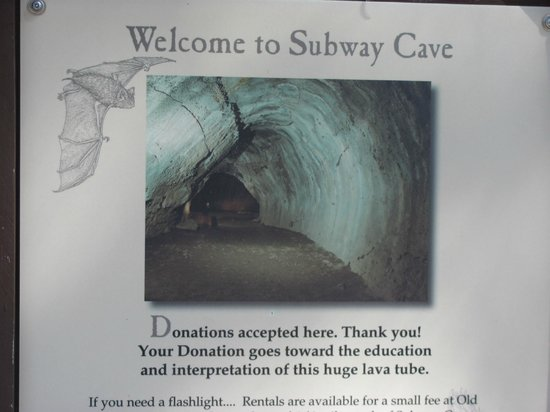 Hat Creek Subway Cave: Subway Cave