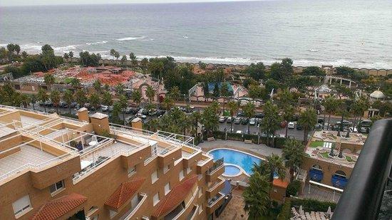 Marina d'Or Playa 4 : Muy buenas vistas