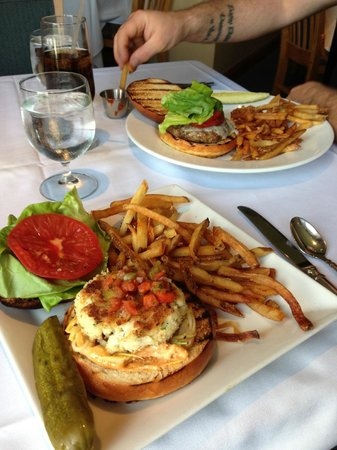 The Inn at Grist Iron: Lunch at Glenora