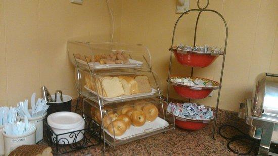 Best Western Village Inn: colazione