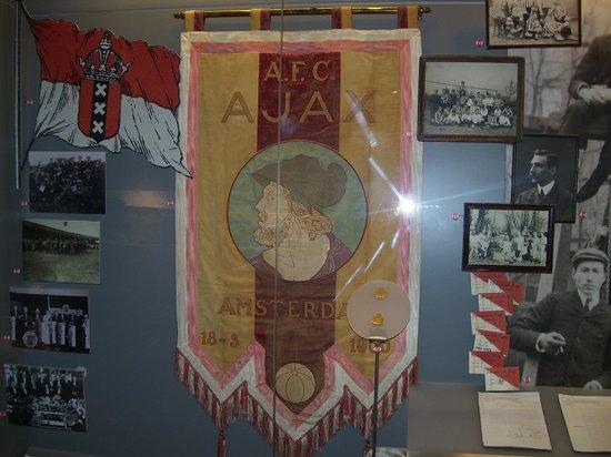 the Ajax museum - Εικόνα του Johan Cruyff Arena f45013579a6