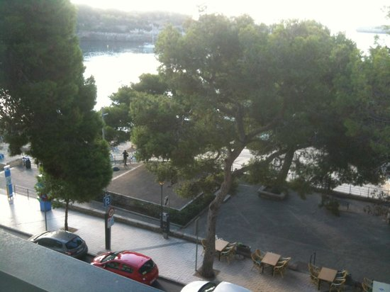 THB Felip: view from room