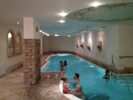 Dolce Casa Family Hotel & SPA: SPA