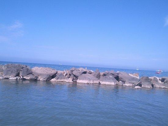 Hotel Mary Fleur : il mare era bellissimo