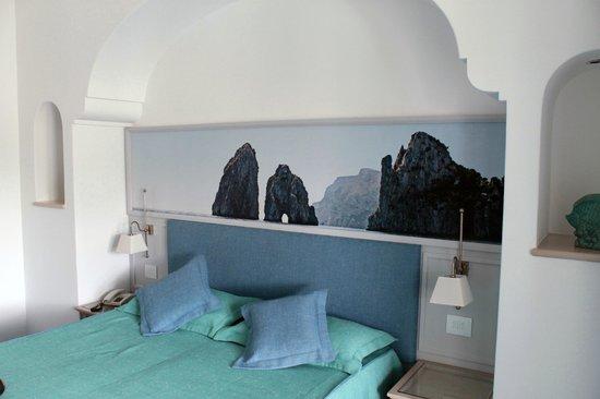Hotel Gatto Bianco: Camera Matrimoniale
