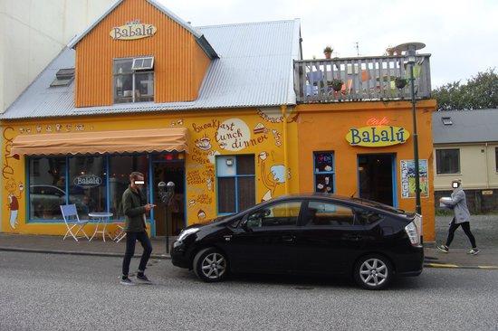 Cafe Babalu: esterno