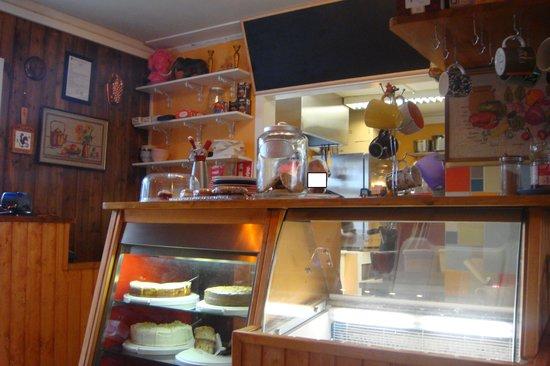 Cafe Babalu: interno