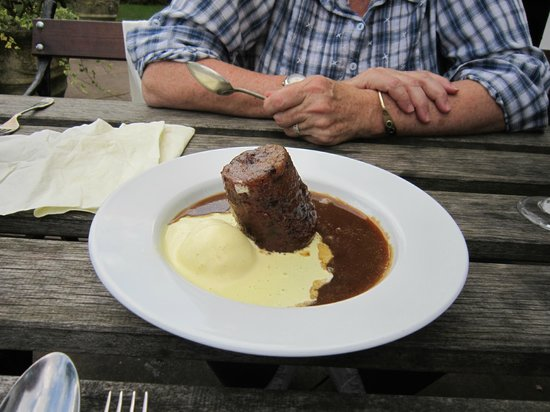 Rose and  Thistle: Sticky Toffee Pudding