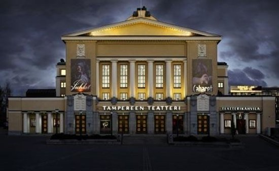 The Tampere Theatre, Tampereen Teatteri (Finland): Top Tips Before You Go - TripAdvisor