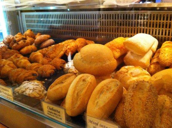 Le Vin Bistro : Breads