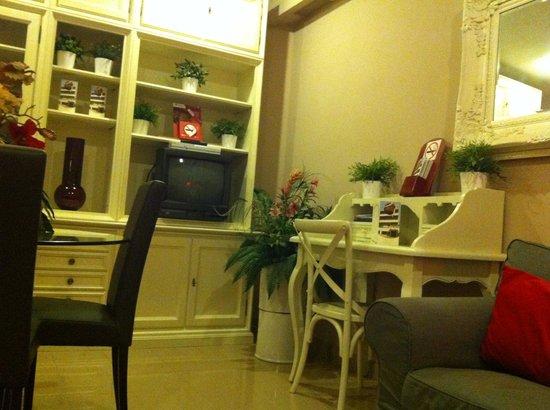 Hotel Gerber: Dining room