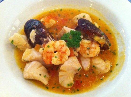Le Vin Bistro : Moqueca de frutos do mar (seafood moqueca)