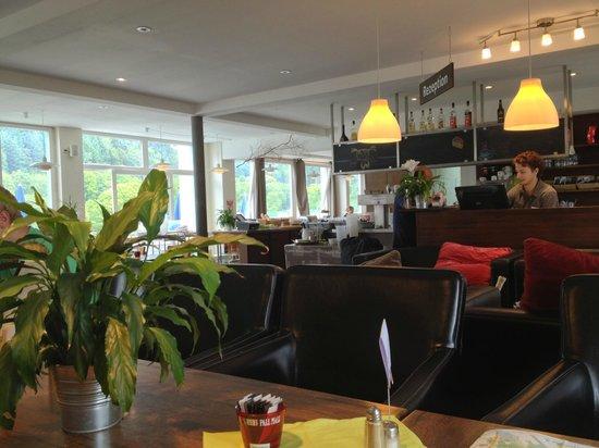 FT Sportpark Hotel: La sala interna