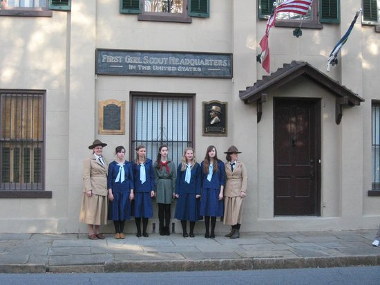 Girl Scout First Headquarters : March 2012